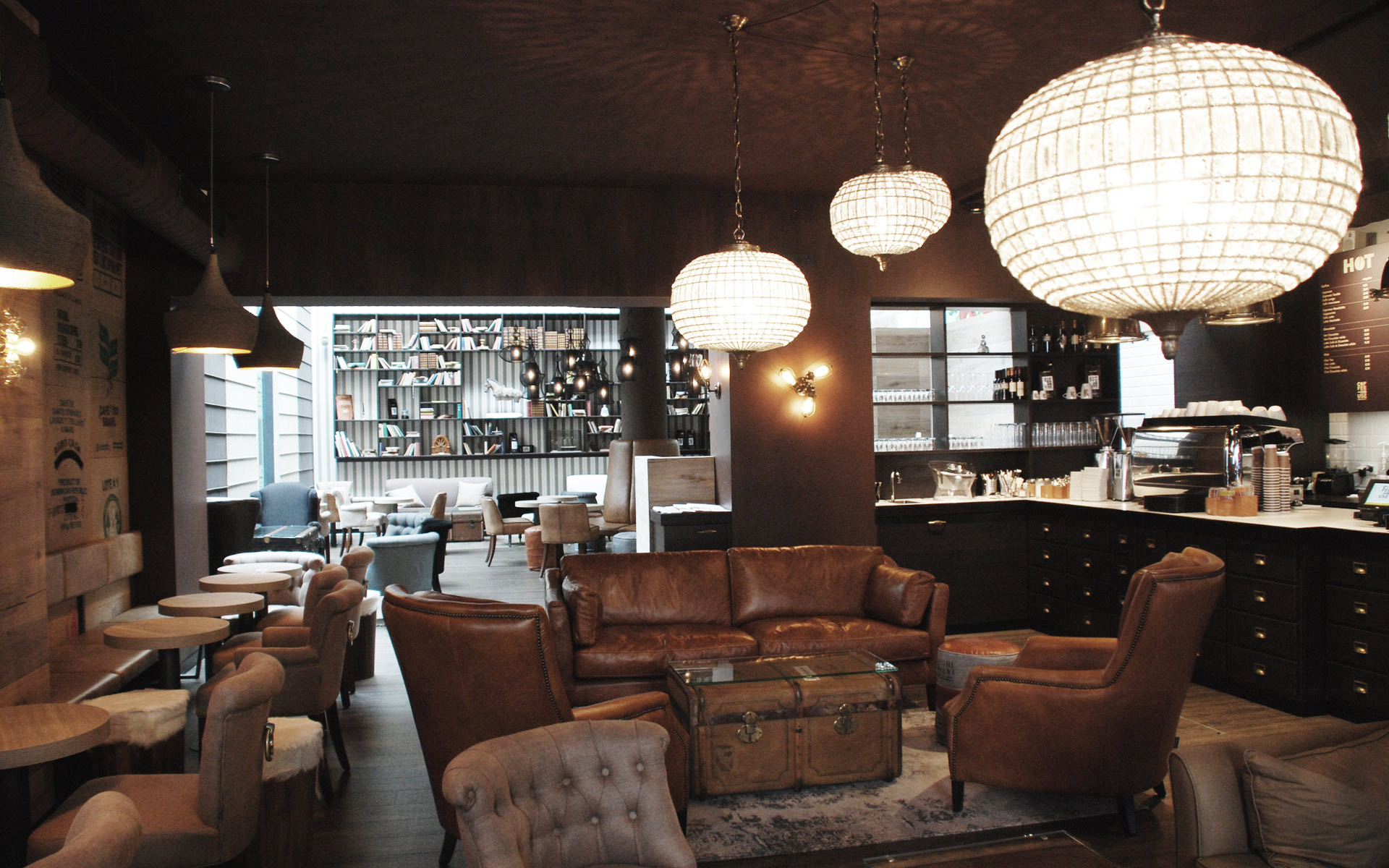 Coffeehouse Quartier Bruderhof