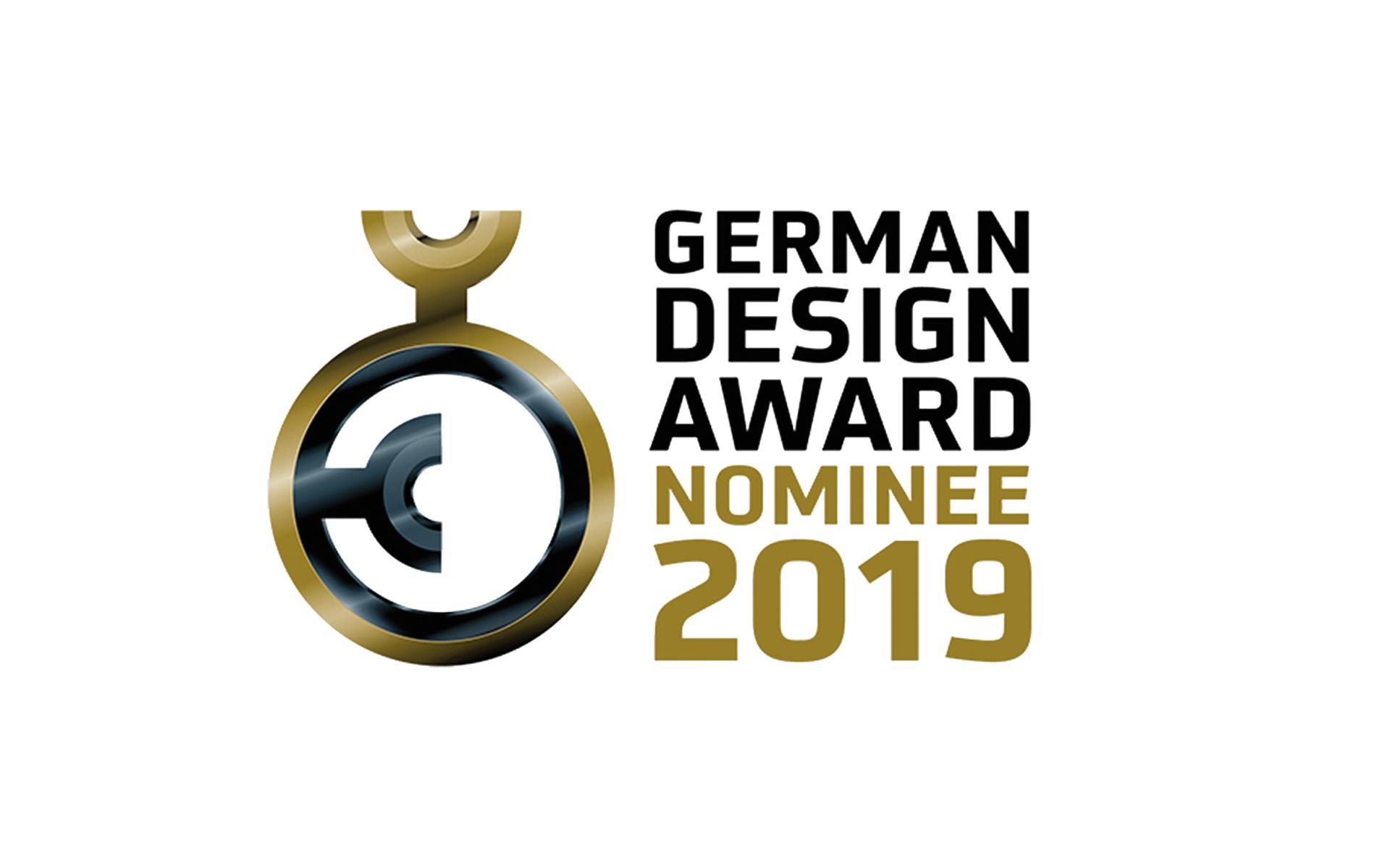 Das realisierte Projekt Orthopädie Beger I Behrendt in Freilassing, Deutschland wurde im Rahmen des German Design Award, einen der führenden internationalen Designpreise für Design und Markenkompetenz für den German Design Award 2019 nominiert.